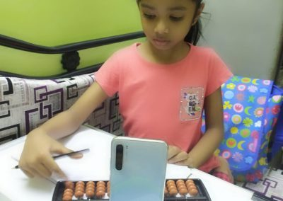 Abacus and Vedic Maths Classes